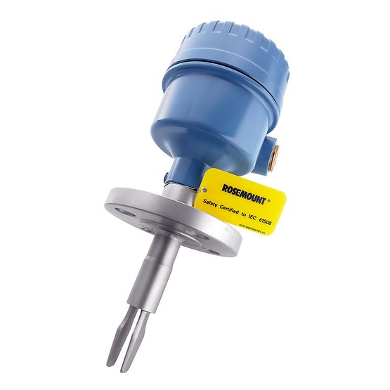 Rosemount™ 2130 Level Switch - Vibrating Fork