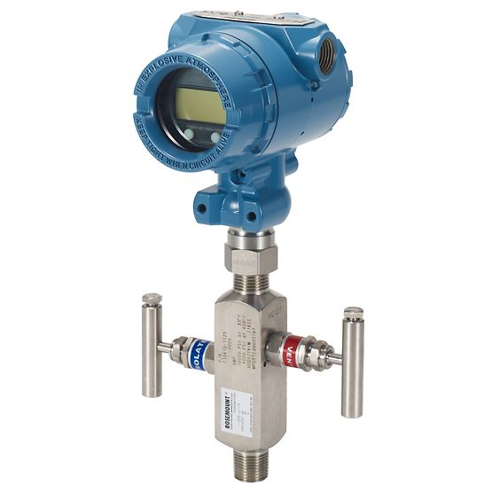 Rosemount™ 2088 Absolute and Gage Pressure Transmitter
