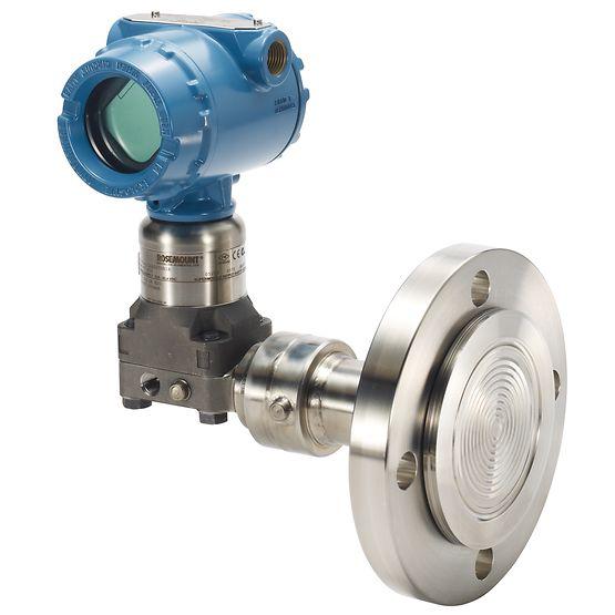 Thiết bị đo áp suất chênh áp mở rộng phạm vi nhiệt độ - Rosemount™ 3051S