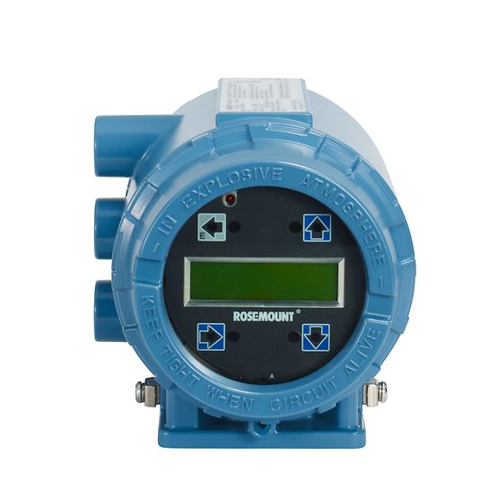 Rosemount 8732E Field Mount Magnetic Flow Meter Transmitters