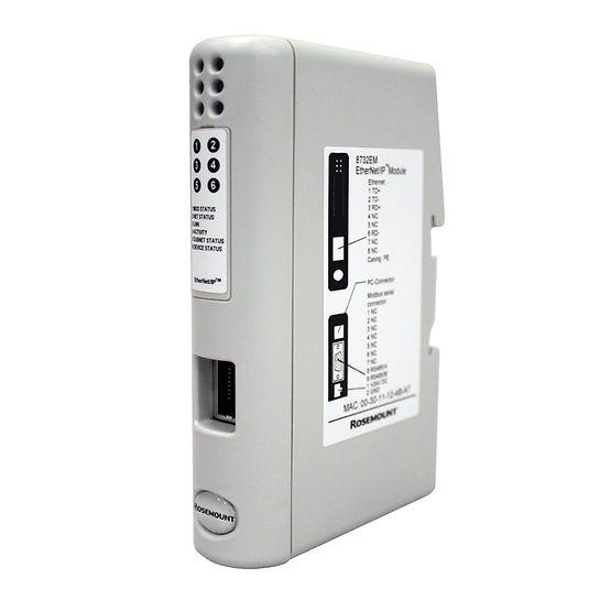 Mô-đun EtherNet / IP - Rosemount 8700M