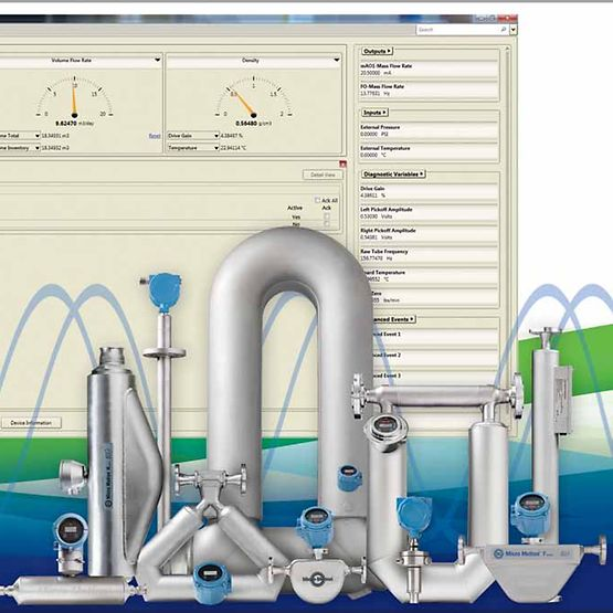 Micro Motion ProLink III Configuration & Service Tool for Flow Meters