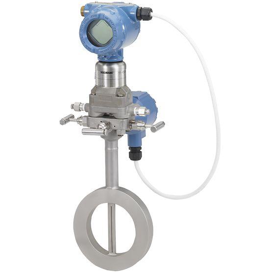 Rosemount™ 3051SFC Compact Annubar™ Flow Meter