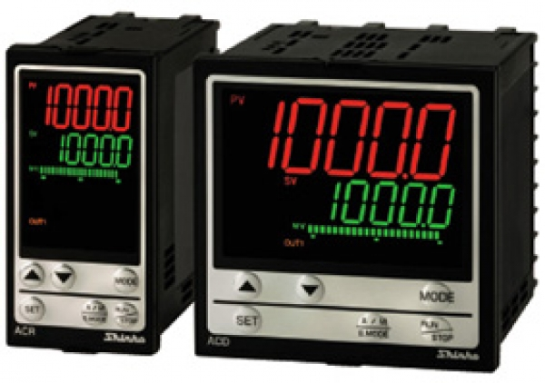 ON/OFF SERVO Digital Indicating Controllers ACD-15A, ACR-15A