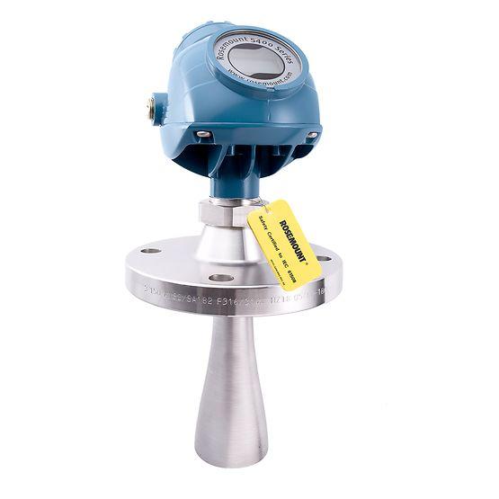 Thiết bị đo mức Radar Rosemount ™ 5400 – đo Không tiếp xúc Radar