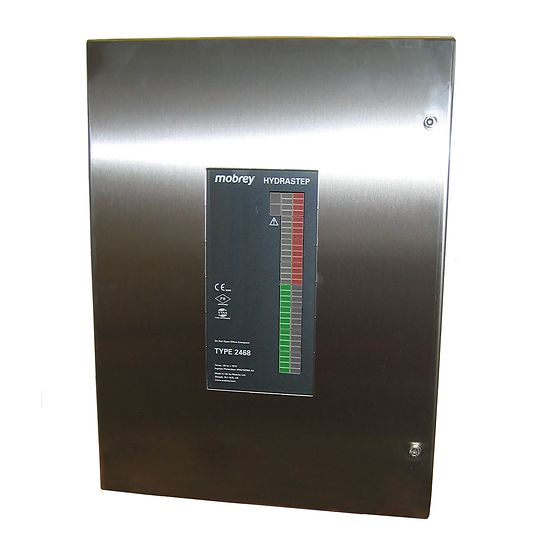 Hệ thống đo hơi nước và nước Mobrey™ Hydrastep 2468