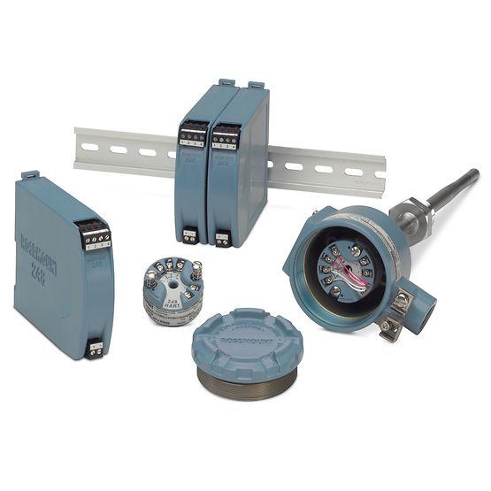 Bộ chuyển đổi tín hiệu transmiter 4-20mA - Rosemount™ 248