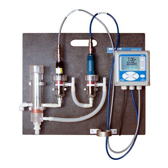 Hệ thống đo Chlorine dư - Rosemount ™ FCL