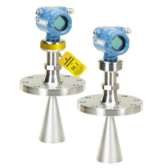 Thiết Bị Đo Mức Radar Rosemount ™ 5408 – Đo Không Tiếp Xúc Radar