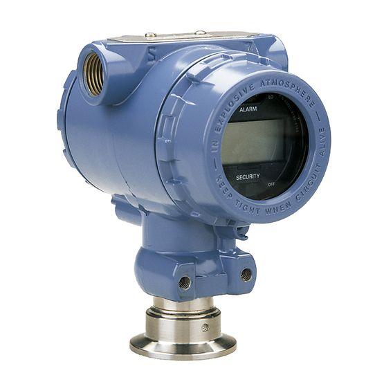 Thiết bị đo áp suất vệ sinh  - Rosemount™ 2090F