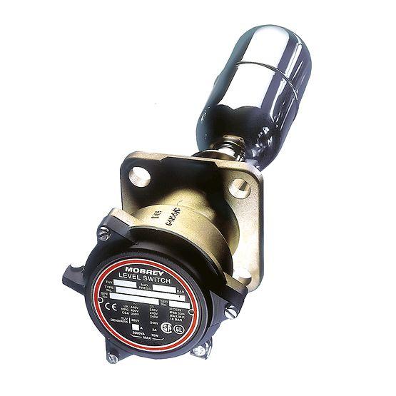 Thiết bị báo mức dạng phao ngang - Mobrey™- để báo động mức chất lỏng và điều khiển bơm