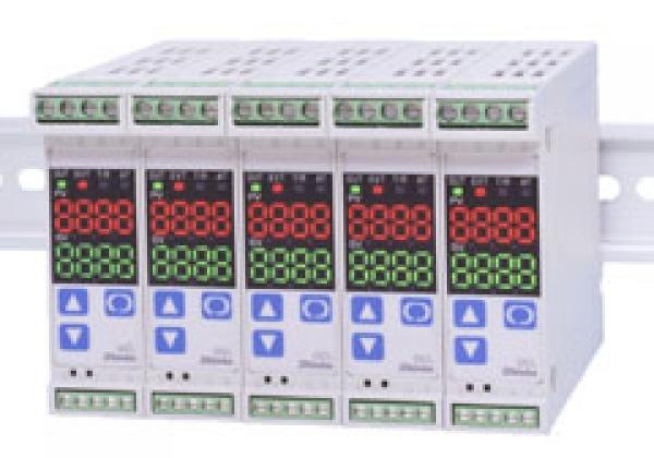DCL-33A series, Bộ điều khiển nhiệt độ hiển thị số.