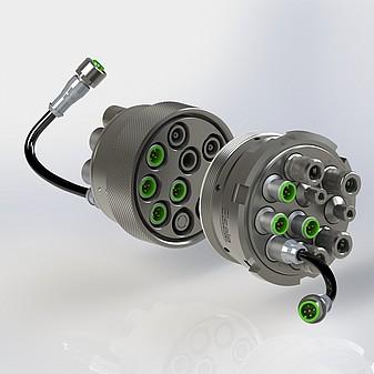 Modlink Vario - Bộ kết nối đa mô đun trong công nghiệp